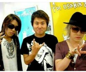 aoi, j-rock, and rock image