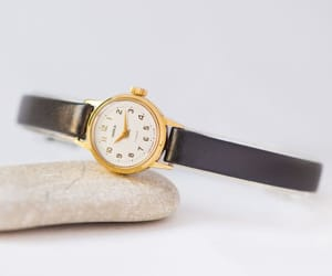 etsy, minimalist watch her, and tiny woman watch image