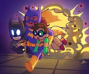 batgirl, barbara gordon, and dc comics image