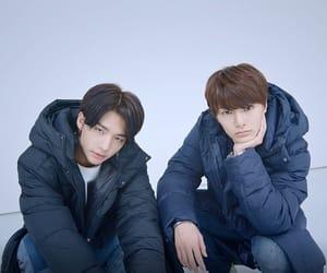 felix, Minho, and jisung image