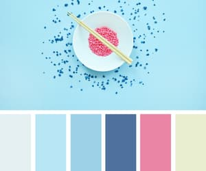 aesthetics, blue, and candy image