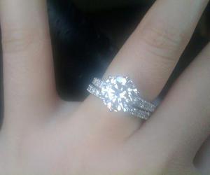 beautiful, bling, and diamond image