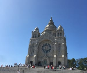 church, monument, and portugal image