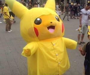 pikachu, aesthetic, and kawaii image