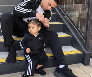 adidas, family, and baby image