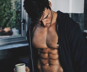 abs, aesthetics, and handsome image