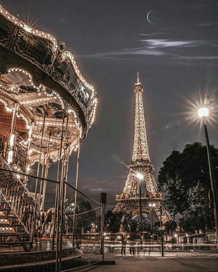 Beautiful Paris Nights Neskirimli Uploaded By Blue9saphire