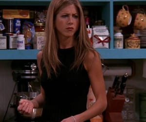girls, Jennifer Aniston, and rachel green image
