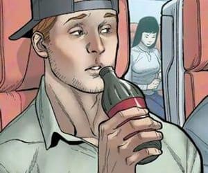 Arsenal, comics, and dc comics image