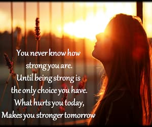 life and stay strong image