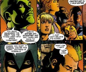 Arsenal, comics, and raven image