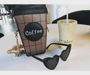 bag, coffee, and YSL image