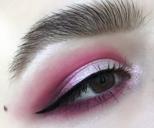 make up, sparkle, and makeuptutorial image