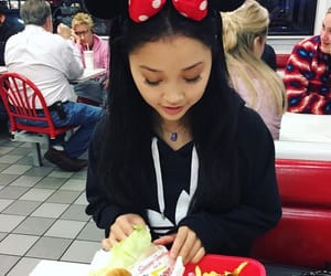 lana condor and disney image