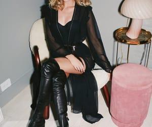 blonde, lingerie, and elsa hosk image