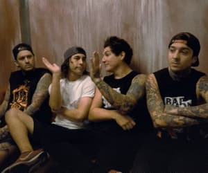 band, gif, and mike fuentes image