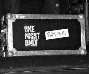 band, george craig, and one night only image