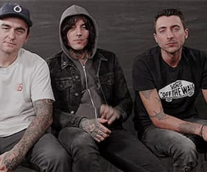 bmth, gif, and oli sykes image
