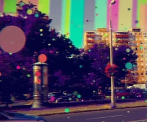 colors, vision, and gif image