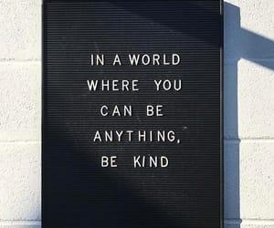 be kind image