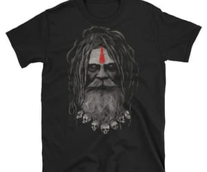 death, death cult, and aghori image