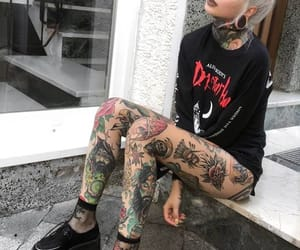 alternative, fashion, and girl image