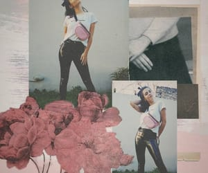 art, outfit, and Collage image