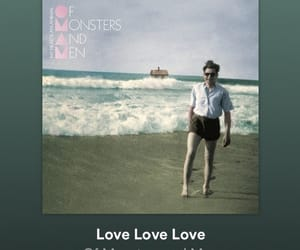 music, love love love, and of monsters and men image