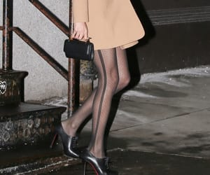 hosiery, Taylor Swift, and patterned pantyhose image