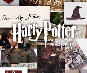 aesthetic, harry potter, and hermione image