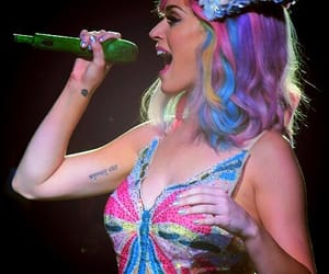 artist, famous, and katy perry image