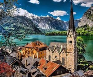 austria, europe, and mountains image