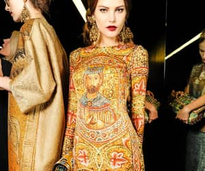 fashion, fall 2013, and Dolce & Gabbana image