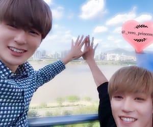 couple, kpop, and jaehyun image