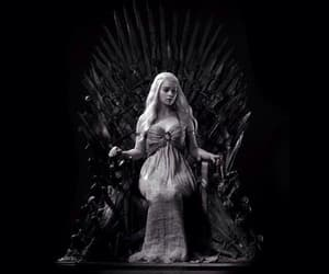 game of thrones, got, and khaleesi image