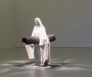 alternative, gothic, and statue image