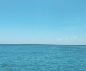 blue, mar, and ocean image