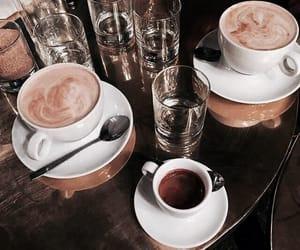 coffee, drink, and kahve image