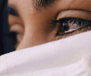 girl, sad, and love image