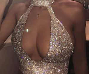 boobs, fashion, and glamour image