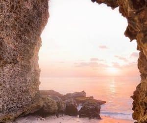 beach, beautiful, and chic image