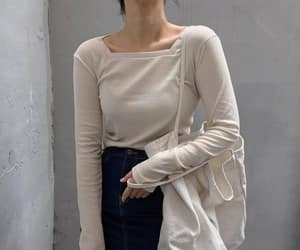 outfit, clothes, and asian fashion image