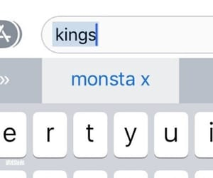 meme, kings, and monsta x image