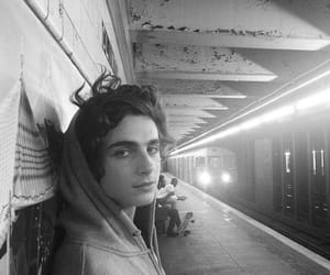 boy, timothee chalamet, and timothee image