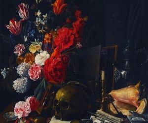 aesthetics, art, and black image