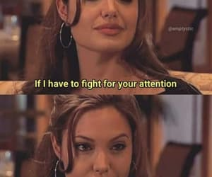 quotes, attention, and fight image