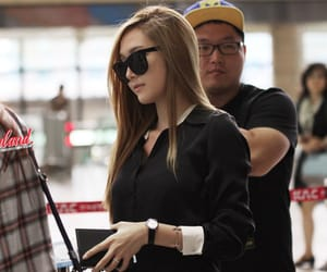 girls generation, jessica, and jung sooyeon image