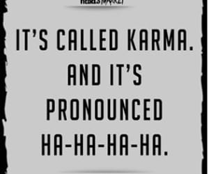 karma and quotes image