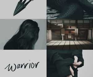 aesthetic, ventus, and warrior image