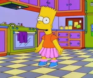 bart simpson, the simpsons, and bart image
